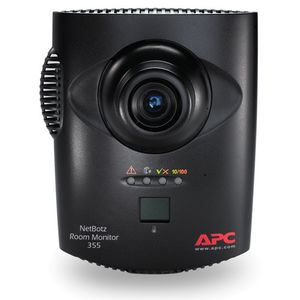 APC NETBOTZ ROOM MONITOR 355 (WITHOUT POE INJECTOR) IN (NBWL0355A)