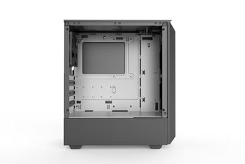 PHANTEKS Eclipse P300 Mid Tower Black/Wh Tempered Glass, E-ATX, ATX, mATX, mITX, 2xUSB3.0 (PH-EC300PTG_BW)