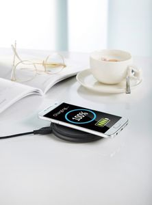 INTENSO Wireless Charger QI black F-FEEDS (7411510)