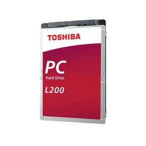 TOSHIBA BULK L200 - Slim Laptop PC Hard Drive 1TB 7mm SATA 2.5 (HDWL110UZSVA)