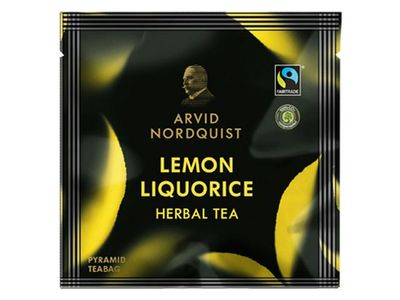 ARVID NORDQUIST Te AN Lemon Liquorice,  herbal tea 40/FP (48927)