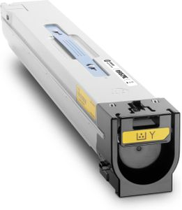HP Managed LJ Toner Cartridge Yellow Yield 52.000 pages for Color LaserJet Managed MFP E87640 E87650 E87660 (W9052MC)