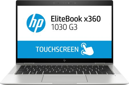 HP EliteBook x360 1030 G3 i7-8550U 16GB 256GB 13.3inch FHD W10P 4G (inc 3Y OS Warranty (4QY11EA#ABN)