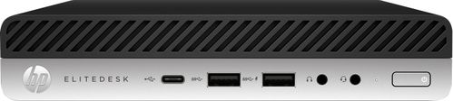 HP EliteDesk 800 Mini G4 256GB/8GB + Nordiskt lokaliseringspaket (4QC35EA#UUW)