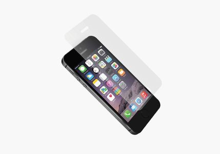 CYGNETT iPhone 5/5C/5S 9H Glass Screen Protector (CY1857CSTGL)