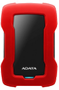 A-DATA HD330 1TB External HD Red