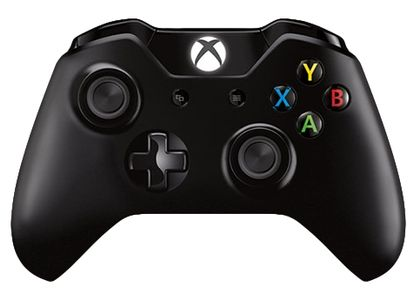 MICROSOFT MS Xbox One S Wireless Controller Black (Xbox One & WIN 10, Bluetooth) (6CL-00002)