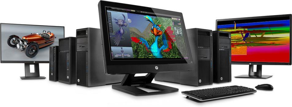 HP - Z240 TWR E3 16GB/256 W10P (DK)