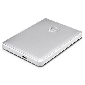 G-TECHNOLOGY G-DRIVE Mobile USB-C 2TB Silver WW v2 (0G10339)