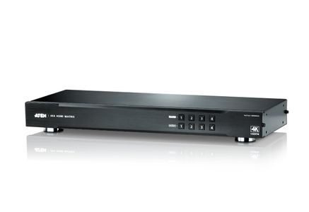 ATEN 4 Port HDMI Matrix switch (VM0404HA-AT-G)