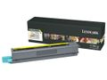 LEXMARK Optra C925 Yellow High Capacity Toner (7,500 Copies)