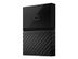 WESTERN DIGITAL HDD EXT My Passport 2TB Black Worldwide