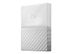 WESTERN DIGITAL HDD EXT My Passport 2TB White Worldwide