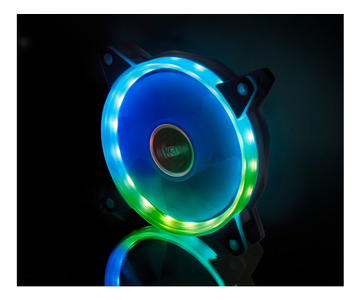 AKASA Addressable RGB LED cooling fan (AK-FN099)