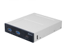 AKASA USB 3.1 Gen2 Type-C panel with dual Gen1 Type-A ports