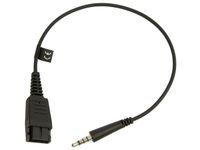 JABRA 3.5MM CORD TO QD ADAP CORD FOR SPEAK 410 (8800-00-99)