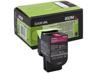 80C20M0 return toner magenta