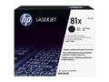 HP 81X High Yield Black Contr. Toner (P)