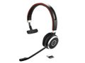 JABRA Evolve 65 MS mono - headset- on ear - wireless - Bluetooth