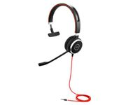 JABRA EVOLVE 40 MS MONO HD AUDIO MICROSOFT CERTIFIED     IN ACCS