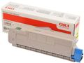 OKI C612 Yellow Toner Cartridge