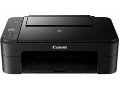 CANON Pixma TS3150 Black A4 MFP 3in1 print copy scan Cloud Link Wlan 3,8cm SW-LCD-Display Dublex Print