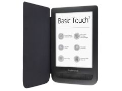 POCKETBOOK Basic Touch2 8 GB + Cover