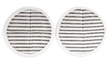 BISSELL SpinWave Pads - 4 x Scrubby