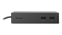 MICROSOFT Surface dock, USB 3.0, Gigabit Ethernet, headphone out, blac (PD9-00008)