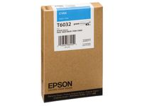 EPSON Cyan Ink Cartridge 220 ml  (C13T603200)