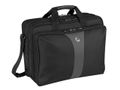 "WENGER / SWISS GEAR Legacy  17"" Double Gusset  Top Load Computer Case"