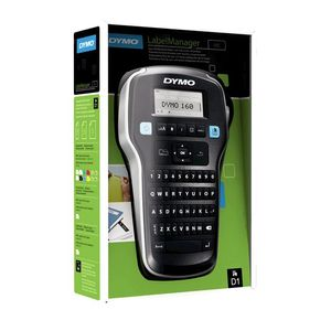 DYMO Labelmanager 160P 12mm Dutch layout (S0946310)