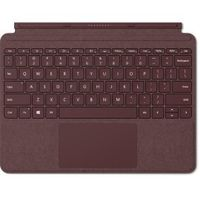 MS Surface Go Signa Type Cover Burgundy commercial SC DA/ FI/ NO/ SV