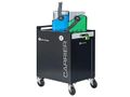 LOCK N CHARGE LocknCharge Carrier 20 MK5 with LARGE Baskets Charge-Only 20 units Chromebook/iPad/laptop