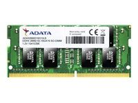 A-DATA ADATA DDR4 4GB SO-DIMM 2666 512x16 (AD4S2666J4G19-R)