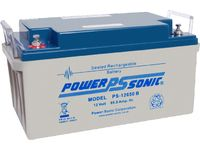 Power-Sonic 12V 65.0Ah 10YEARS DESIGN LIFE (PS12650VDS)
