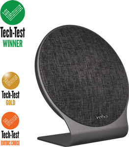 VEHO UK M10 360 Portable speaker FOKUS (VSS-016-M10)