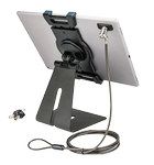 AIDATA Universal Tablet Metal Stand with Lock Kit,