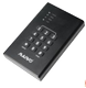 DELTACO Keypad security Slide type USB3.0 TO SATA Enclosure