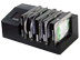 DELTACO 5bay USB3.1 Gen1 HDD docking