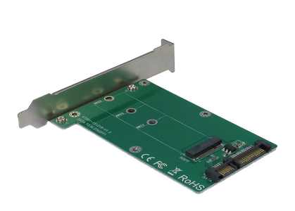 DELTACO M.2 to SATA adapter (KT001A)