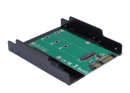 DELTACO M.2 to SATA adapter (KT001B)