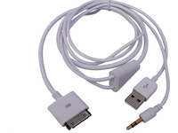 MICROCONNECT iPhone cable charge and play (IP1001)