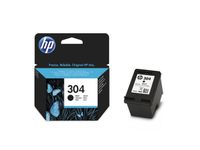 HP Ink/304 Black (N9K06AE#UUS)