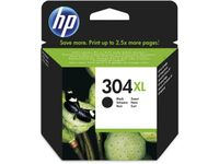 HP Ink/304XL Black (N9K08AE#UUS)