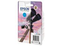 EPSON Ink/502 Binocular 3.3ml CY (C13T02V24010)