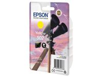 EPSON Singlepack Yellow 502 Ink (C13T02V44010)