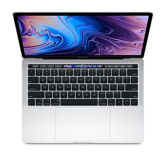 "APPLE 13"" MBP TB 2.3GHz i5 512GB Silver (MR9V2DK/A)"