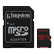 KINGSTON 256GB microSDXC Canvas React  U3 UHS-I V30 A1 Card+adaptr