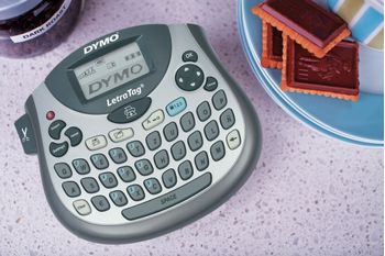 DYMO LETRATAG LT-100T AZERTY+TAPE (S0758360)